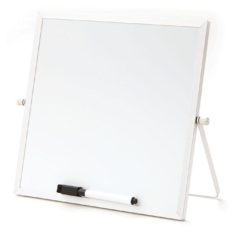 WS Desktop Board 250 x 250mm White, , hi-res