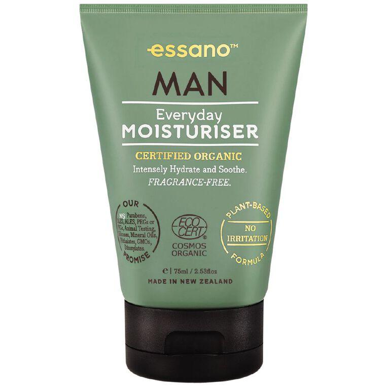 Essano Man Everyday Moisturiser 75ml, , hi-res