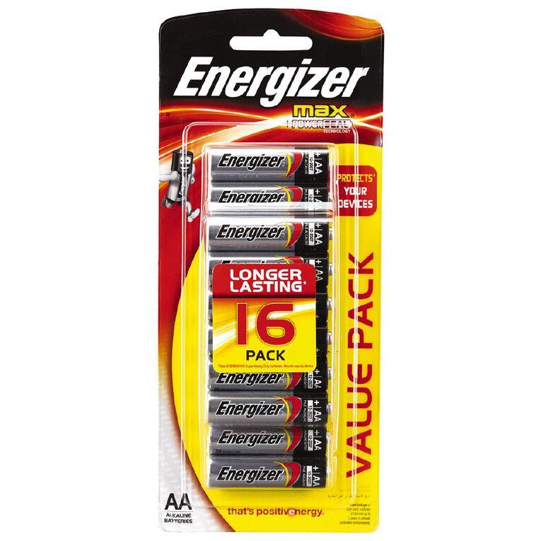 Energizer Max AA 16 Pack, , hi-res