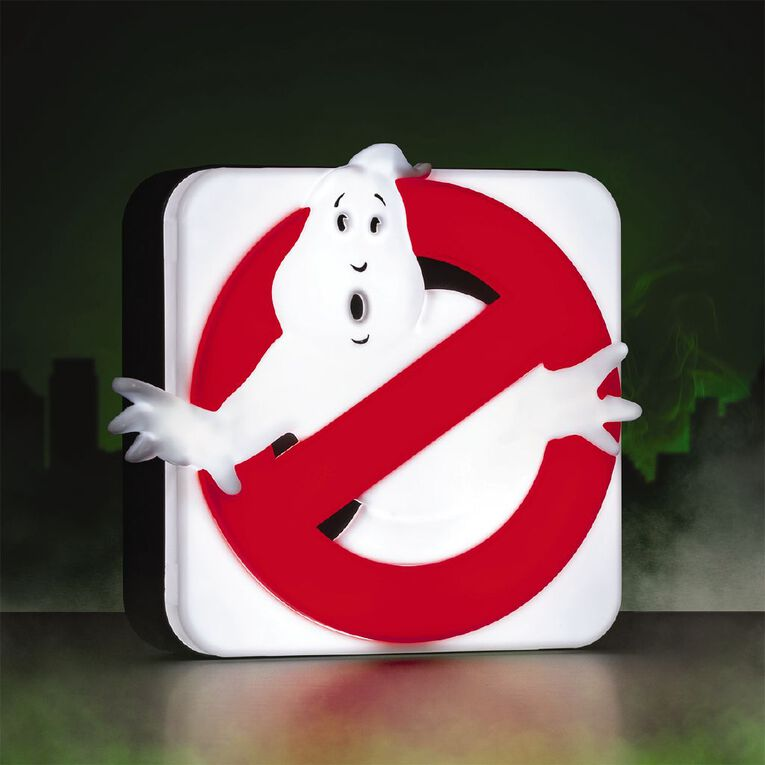 Numskull Ghostbusters Logo Lamp, , hi-res