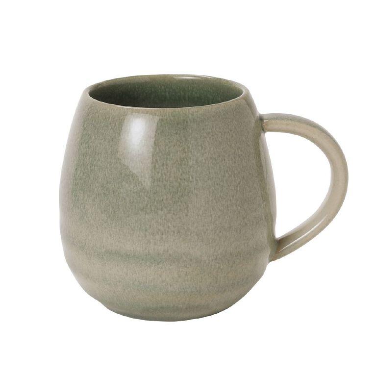 Living & Co Hot Chocolate Mug Green, , hi-res