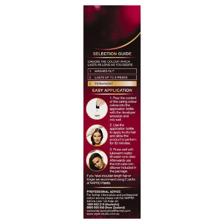 Napro Palette Light Brown 7-0, , hi-res