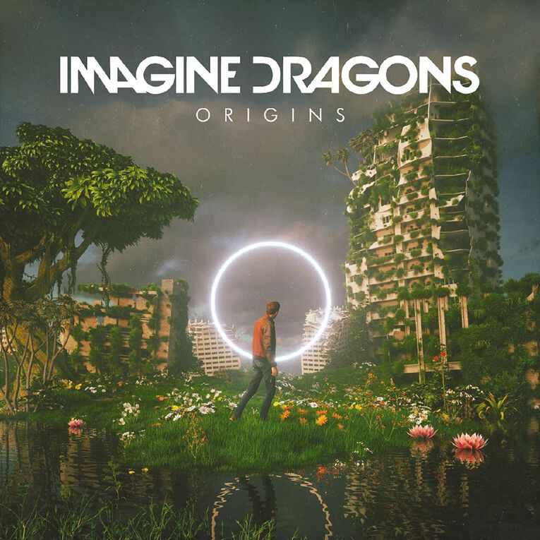 Origins Delux CD by Imagine Dragons 1Disc, , hi-res image number null