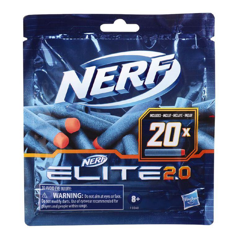 NERF Elite 2.0 Dart Refill 20, , hi-res