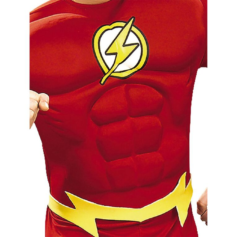 The Flash Adult Costume - Size M, , hi-res