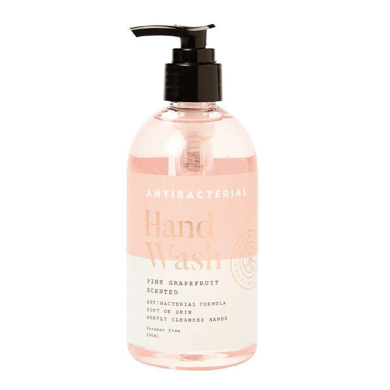 Hand Wash Pump Pink Grapefruit 290ml, , hi-res