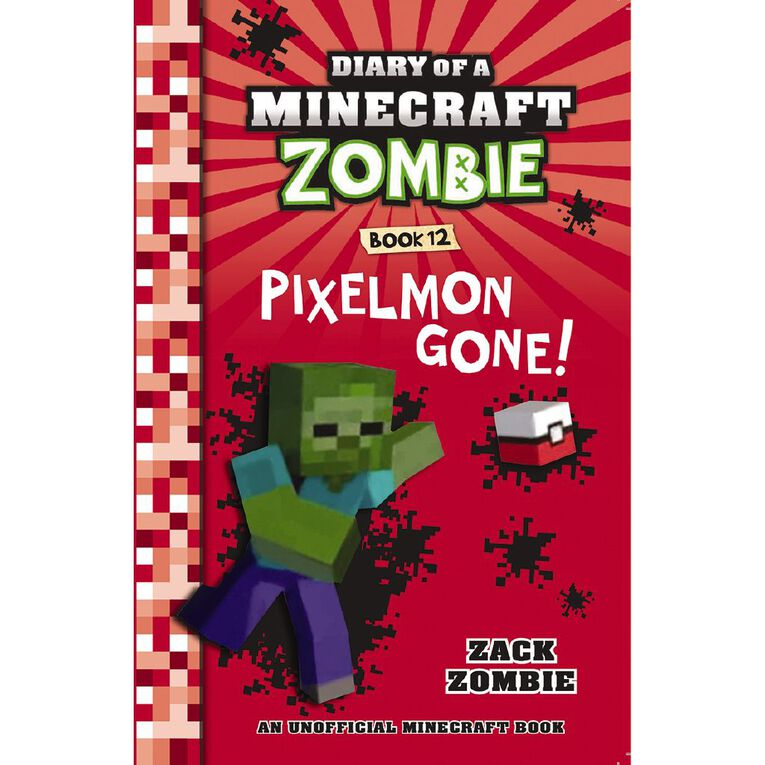 Minecraft Zombie #12 Pixelmon Gone! by Zack Zombie, , hi-res