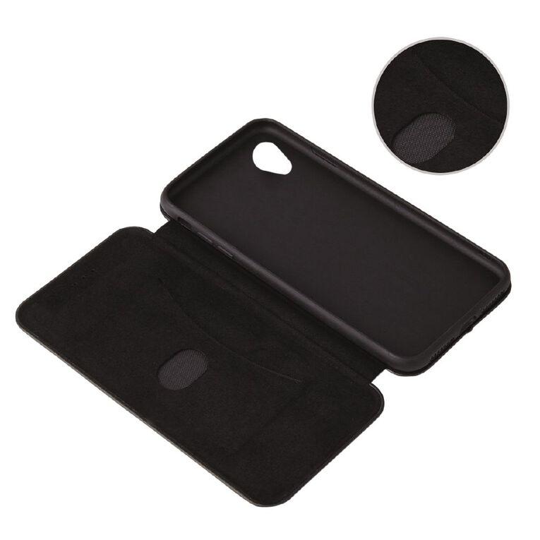 INTOUCH Alcatel 1 Milano Wallet Case Black, , hi-res