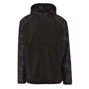 Active Intent Men's 1/4 Zip Run Jacket
