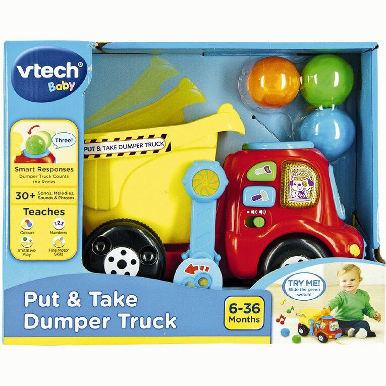 Vtech Put & Take Dumper Truck, , hi-res