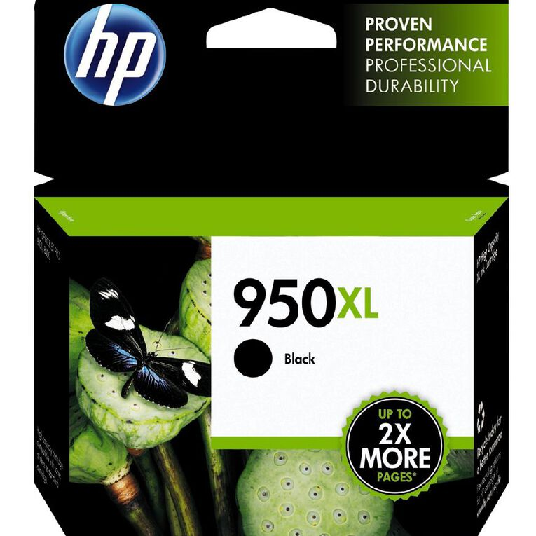 HP Ink Cartridge 950XL Black (2300 Pages), , hi-res