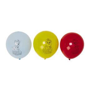 Paw Patrol Latex Balloons 6 Pack