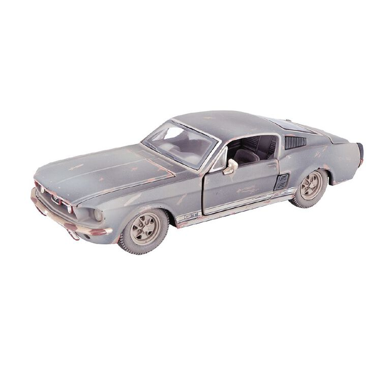 Maisto 1:24 Old Friends 1967 Ford Mustang, , hi-res
