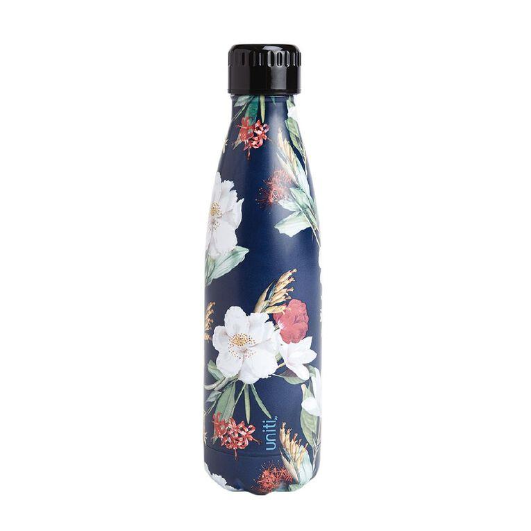 Uniti Kiwi Breeze Water Bottle Floral 500ml, , hi-res