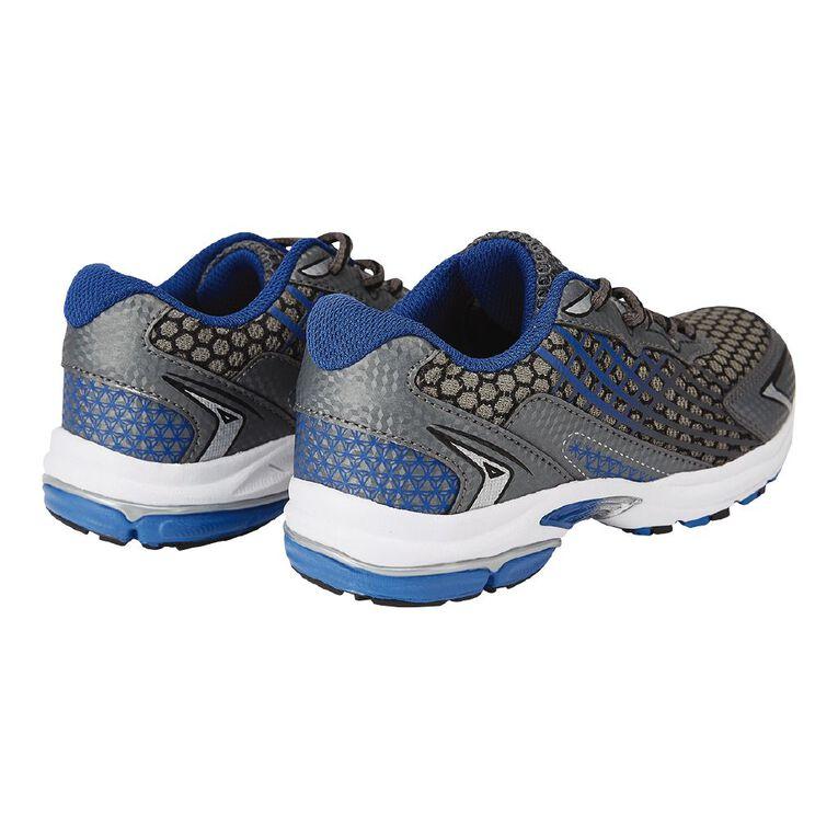 Active Intent Kids' Hexagon Shoes, Grey, hi-res