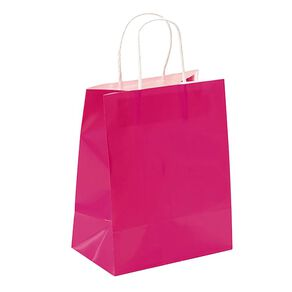 John Sands Gift Bag Medium Pink