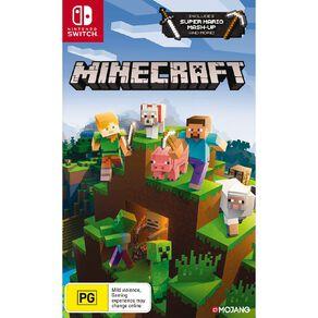 Nintendo Switch Minecraft NSW