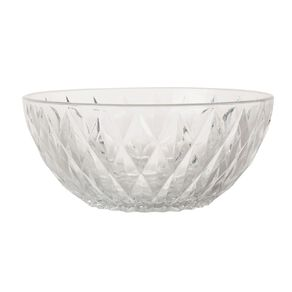 Living & Co Glass Salad Bowl 23cm