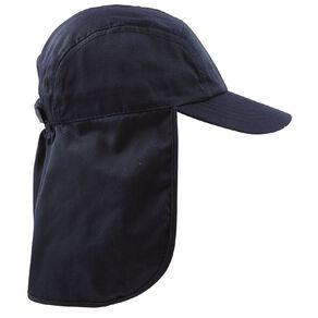 Schooltex Kids' Drill Flap Cap
