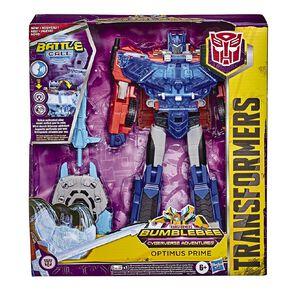 Transformers Cyberverse Battle Call Officer Class Assorted