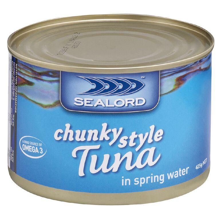 Sealord Tuna in Springwater 425g, , hi-res