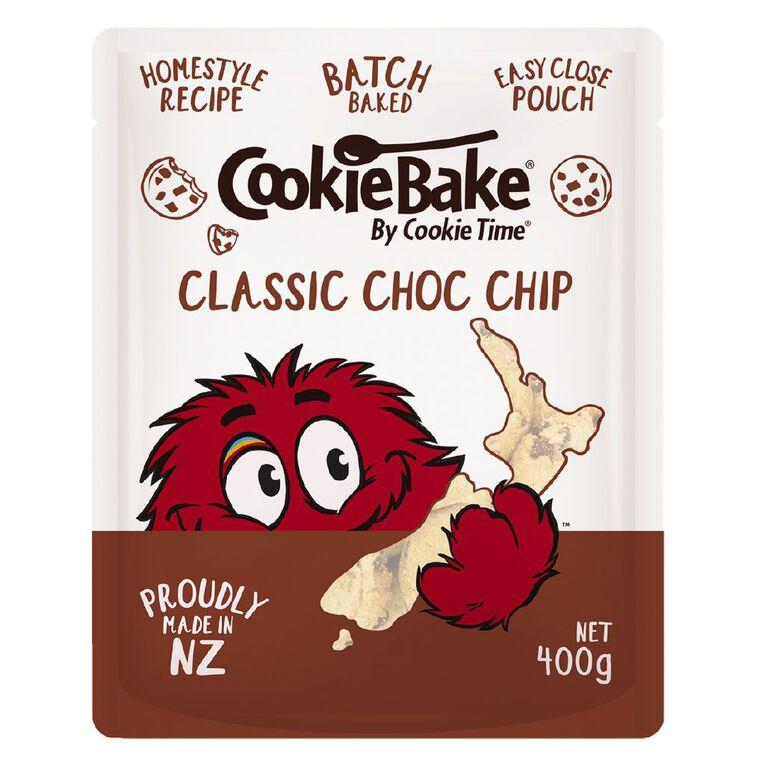 Cookie Time Bake Choc Chip 400g, , hi-res