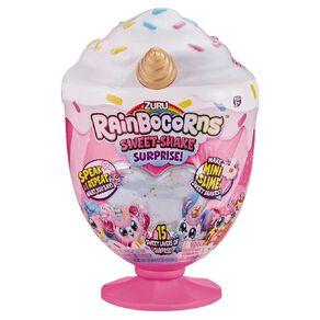 Zuru Rainbocorns Plush Sweet Shake Surprise Series 1 Assorted