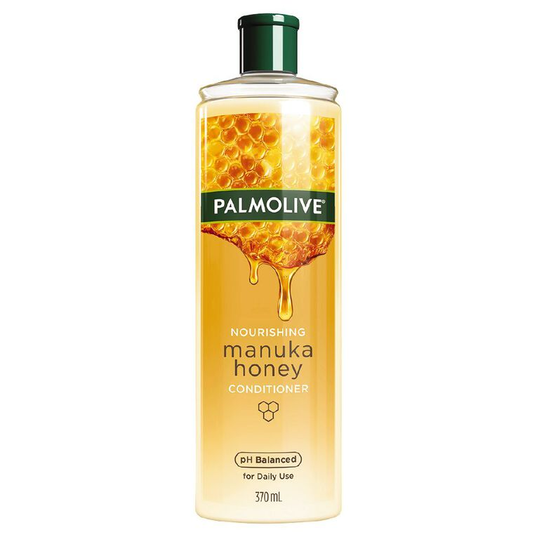 Palmolive Nourishing Manuka Honey Conditioner 370mL, , hi-res