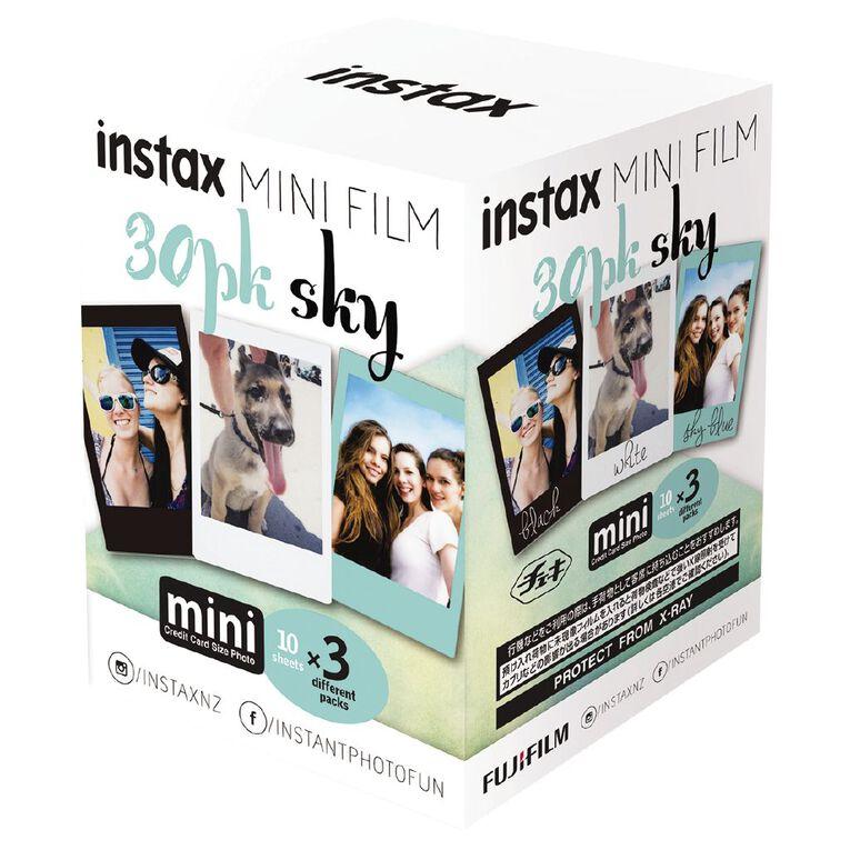 Fujifilm Instax Sky Film 30 Pack, , hi-res