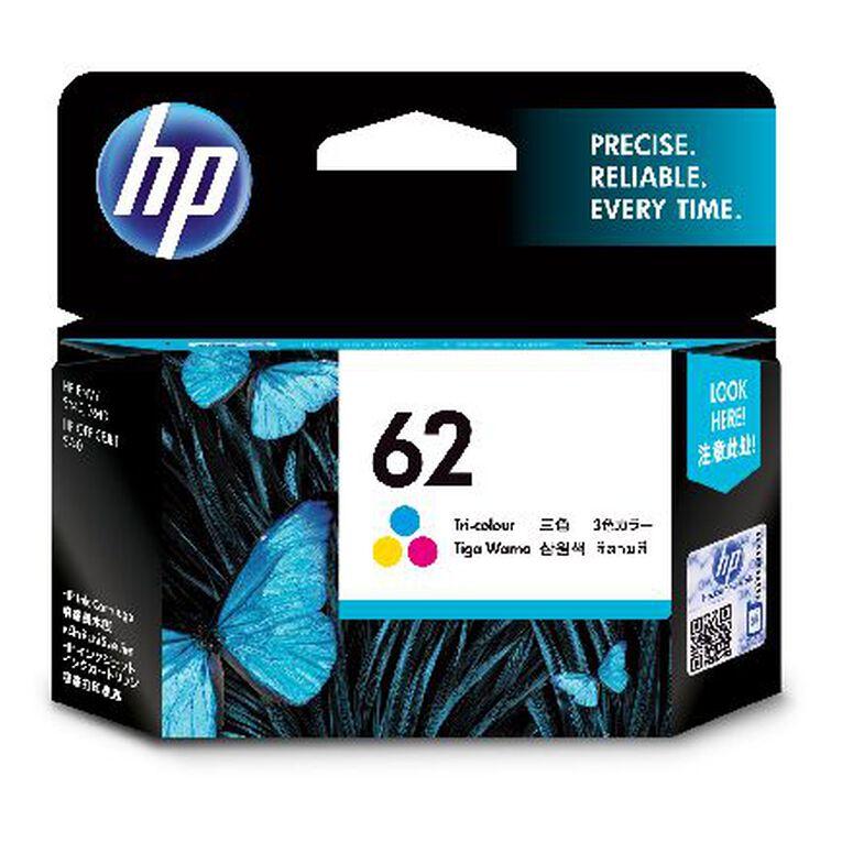 HP Ink 62 Colour (165 Pages), , hi-res