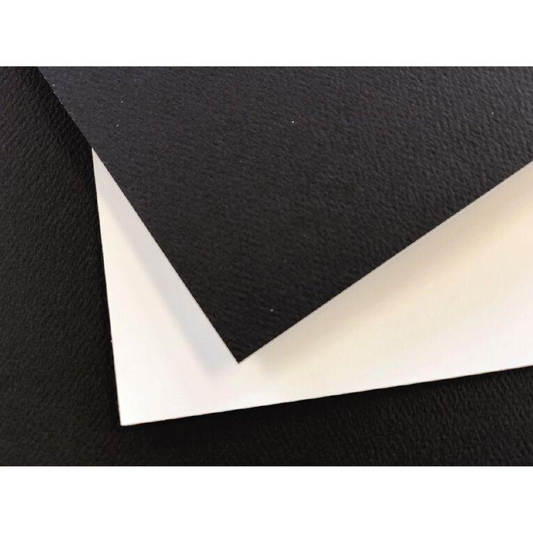 Direct Paper Display Board Black Felt/White 1400UM 40cm x 60cm, , hi-res