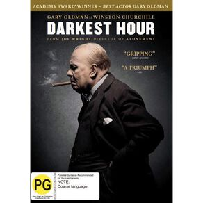 Darkest Hour DVD 1Disc