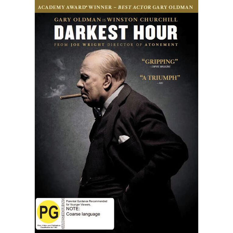 Darkest Hour DVD 1Disc, , hi-res