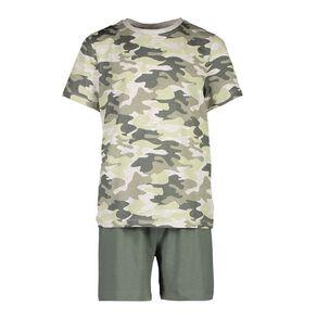H&H Boy's Short Sleeve Pyjama Set