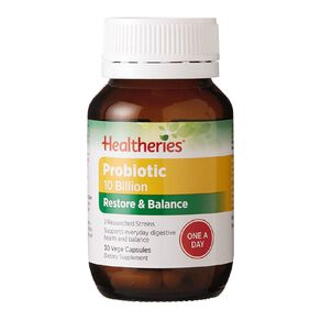 Healtheries Probiotica 10 Billion 30s
