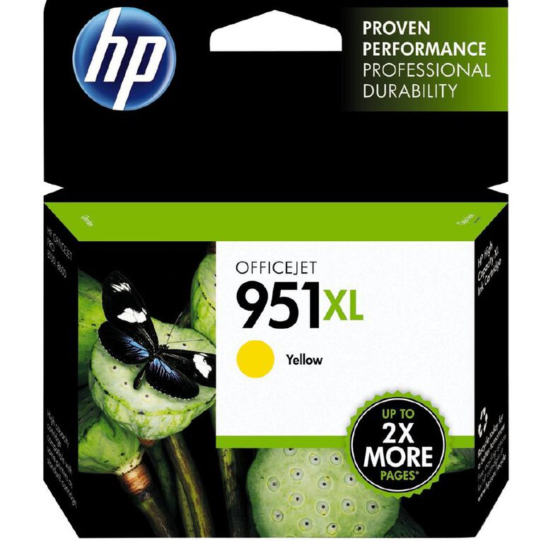 HP Ink 951XL Yellow (1500 Pages), , hi-res