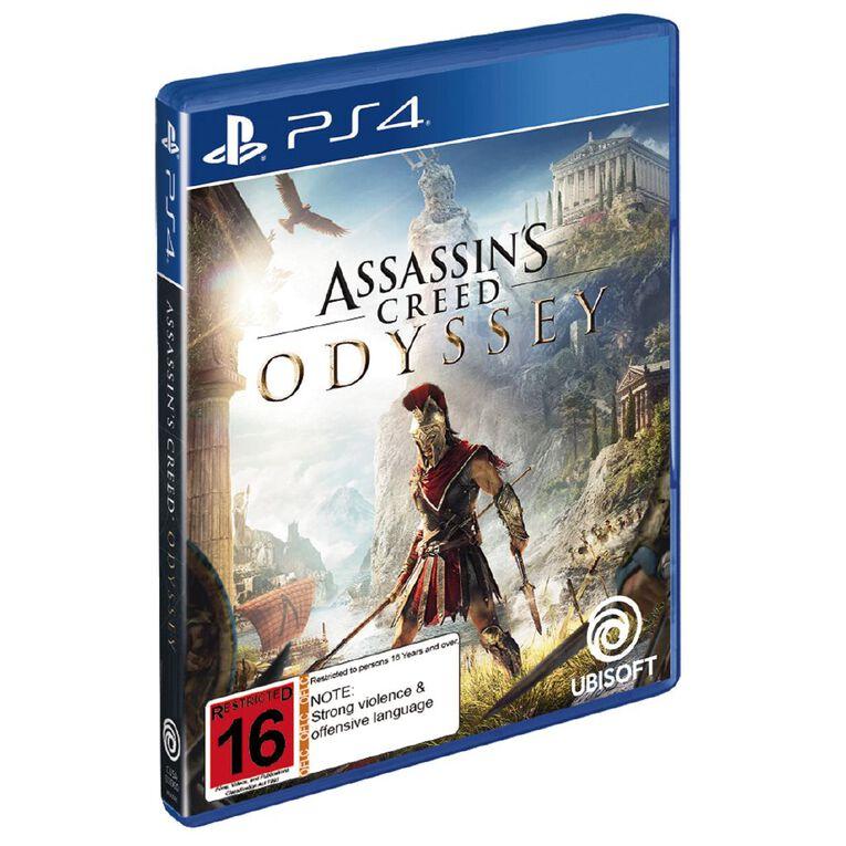 PS4 Assassins Creed Odyssey, , hi-res