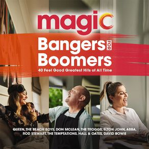 Bangers For Boomers CD by Various Artists 2Disc