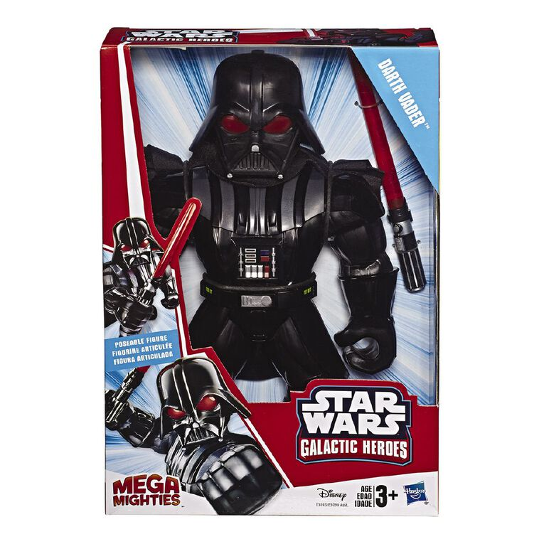 Star Wars Playskool Galactic Heroes Mega Mighties Assorted, , hi-res