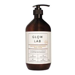 Glow Lab Body Wash Coconut & Sandalwood 900ml