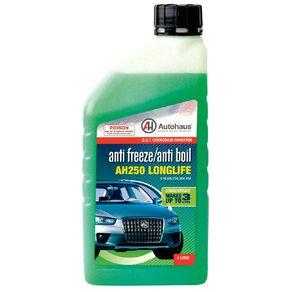 Autohaus Anti-Freeze/Anti-Boil Concentrate AH250 1L