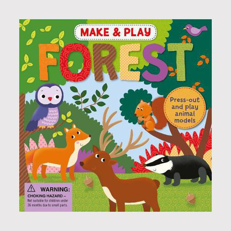 Make & Play Forest by Noopur Thakur, , hi-res