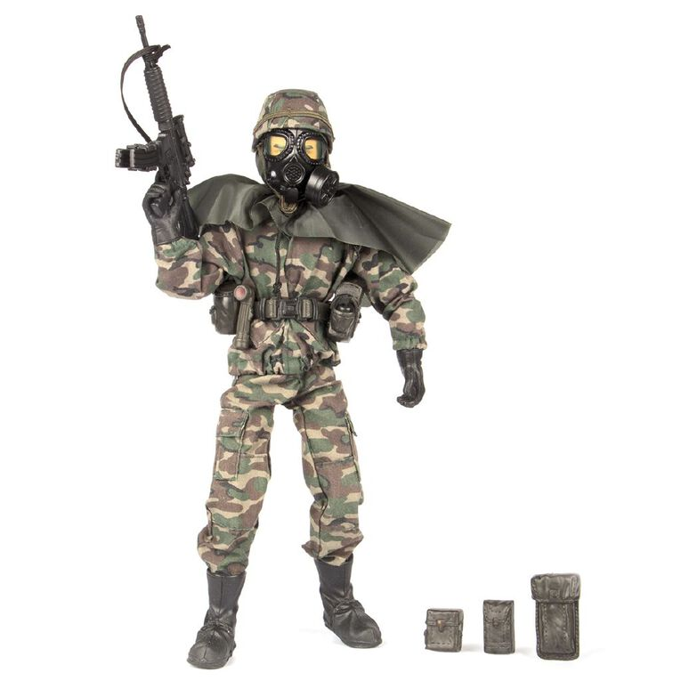 World Peacekeepers with Accessories, , hi-res