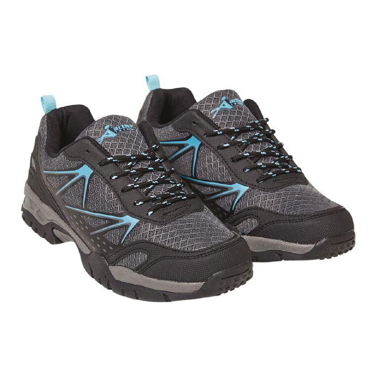 Active Intent Women's Hiker Style Shoes, Black, hi-res