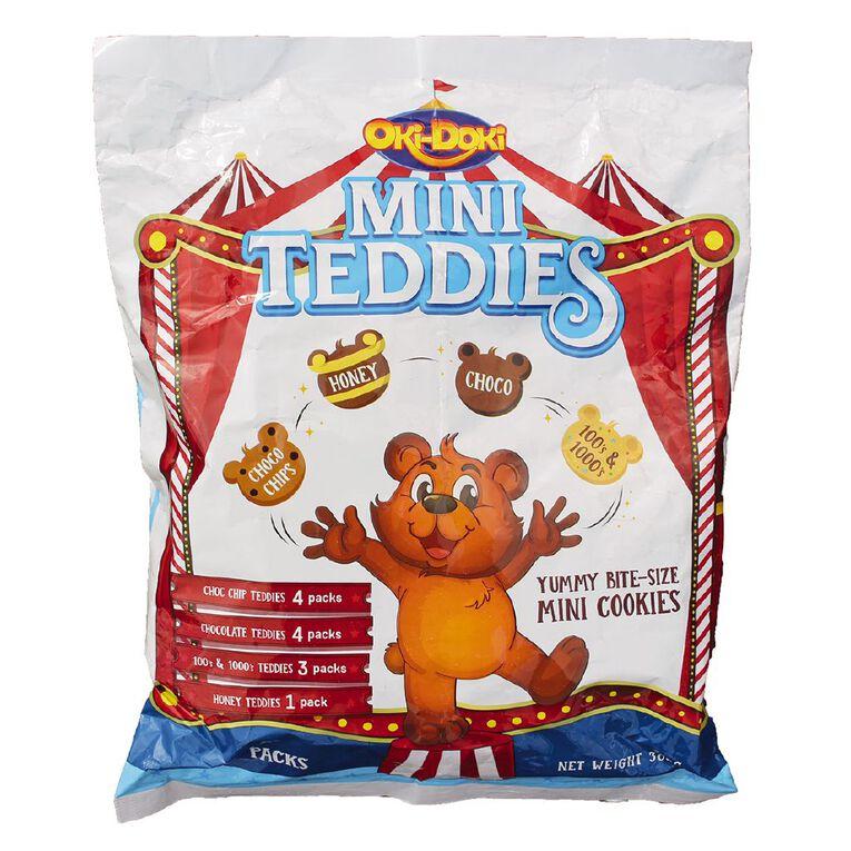 Oki Doki Mini Teddies 300g, , hi-res