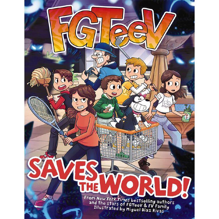 Fgteev Saves The World by Miguel Diaz Rivas, , hi-res