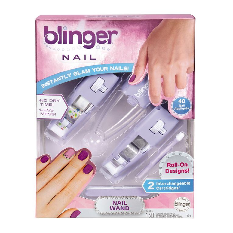 Blinger Nail Wand, , hi-res image number null