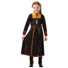 Frozen 2 Anna Classic Costume 6-8