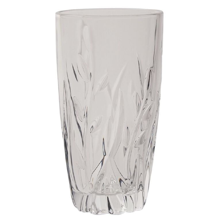 Living & Co Bloom Hiball Glass 390ml, , hi-res