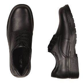 Young Original Divide Leather Senior Shoes